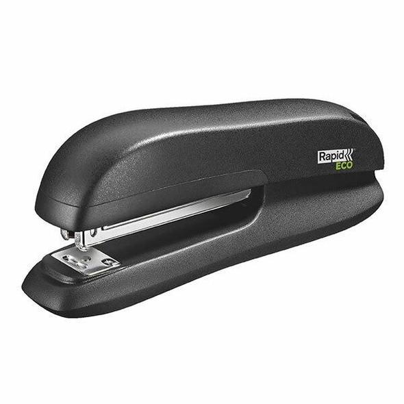 Rapid Stapler Full Strip Eco Black 5000353