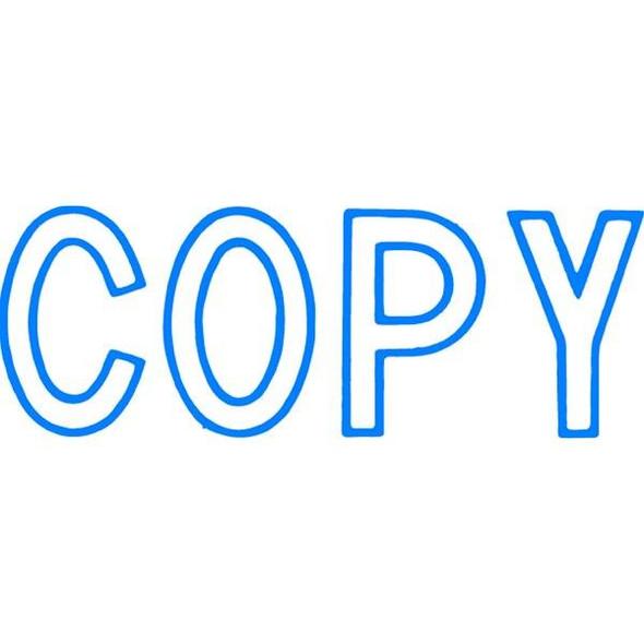 Xstamper Cx-Bn 1006 Copy Blue 5010060