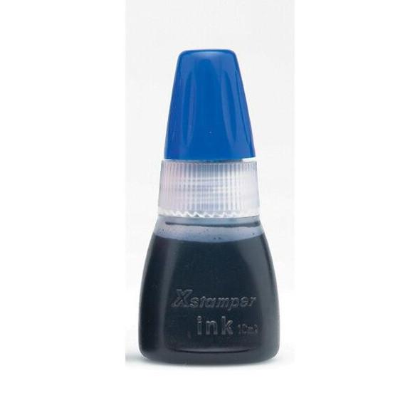 Xstamper Cs-10n Refill Ink 10ml Blue 5-0103