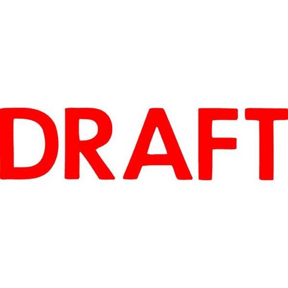 Xstamper Cx-Bn 1068 Draft Red 5010682