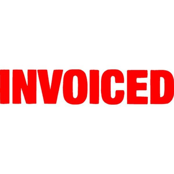 Xstamper Cx-Bn 1532 Invoiced Red 5015320