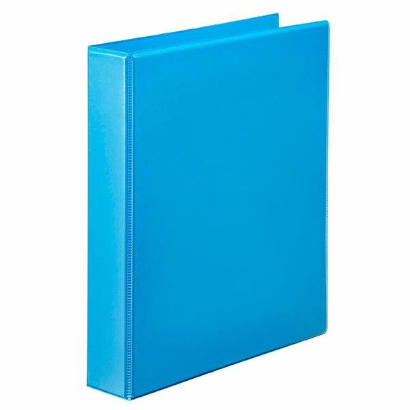 Marbig Clearview Insert Binder A4 25mm 2d Marine X CARTON of 20 5402031