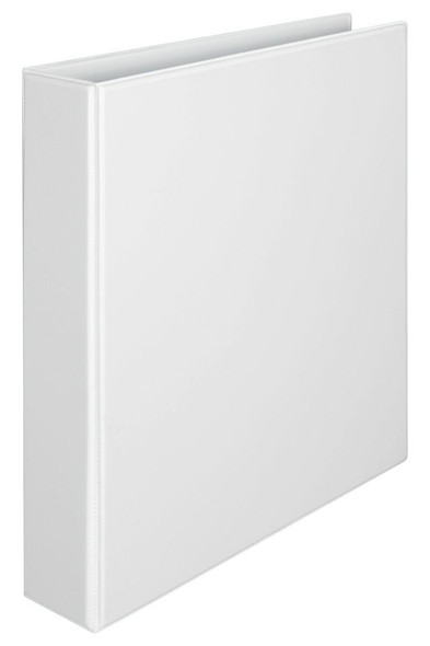 Marbig Clearview Insert Binder A4 38mm 4d White X CARTON of 12 5414008