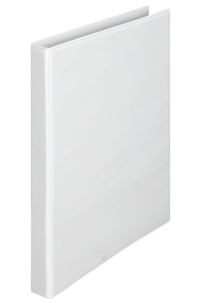 Marbig Clearview Insert Binder A4 19mm 4d White X CARTON of 20 5441908
