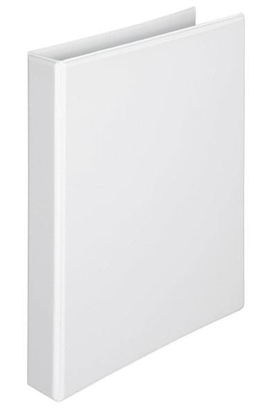Marbig Clearview Insert Binder Hi-Cap 25mm 2d White X CARTON of 20 5502008