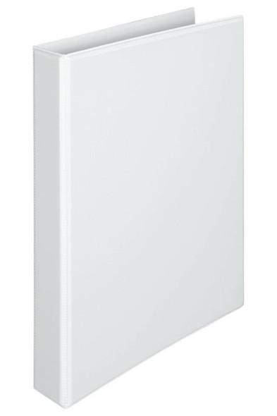 Marbig Clearview Insert Binder Hi-Cap 25mm 4d White X CARTON of 20 5504008