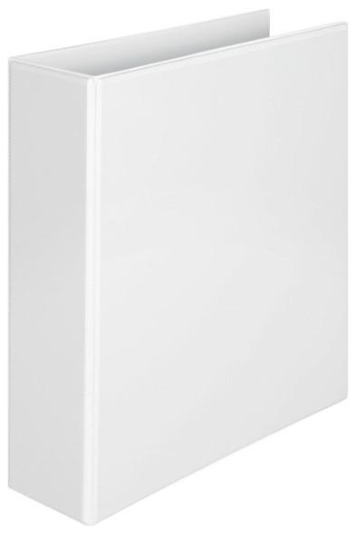 Marbig Clearview Insert Binder Hi-Cap 65mm 4d White X CARTON of 15 5546508