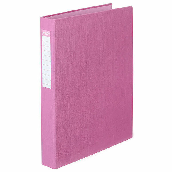 Colourhide Ring Binder Pe A4 25mm Pink X CARTON of 12 5643009J