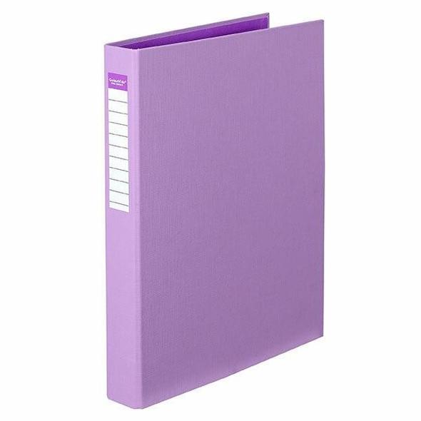 Colourhide Ring Binder Pe A4 25mm Purple X CARTON of 12 5643019J