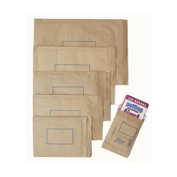 Sealed Air Jiffy P4 Padded Mailer Pack 10 PAC10 604304-1