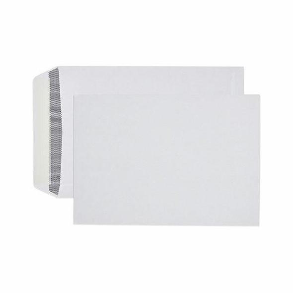 CUMBERLAND Strip Seal Pocket Envelope 80gsm C4 324 X 229mm White Box250 612333