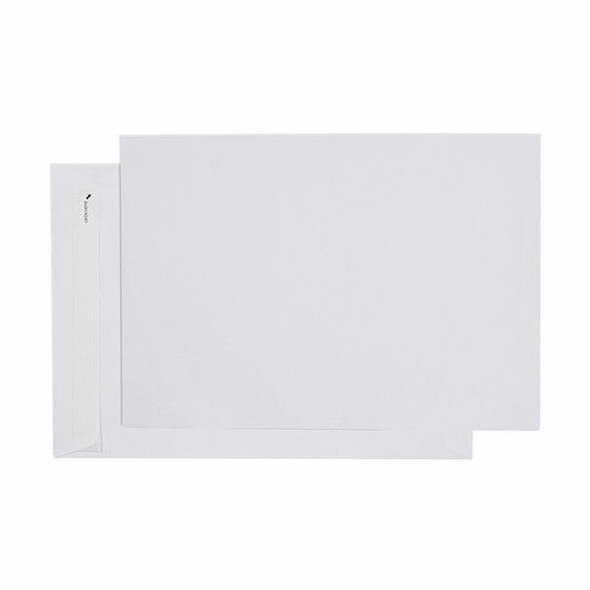 CUMBERLAND Strip Seal Pocket Envelope 80gsm C4 324 X 229mm White Box250 612383