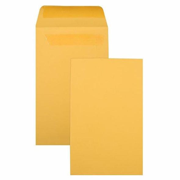 CUMBERLAND Self Seal Pocket Envelope 85gsm P7 145 X 90mm Gold Box500 619262