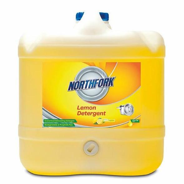 NORTHFORK Lemon Detergent 15 Litre 631020801