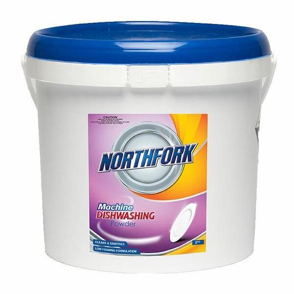 NORTHFORK Machine Dishwashing Powder 5kg X CARTON of 4 631031400