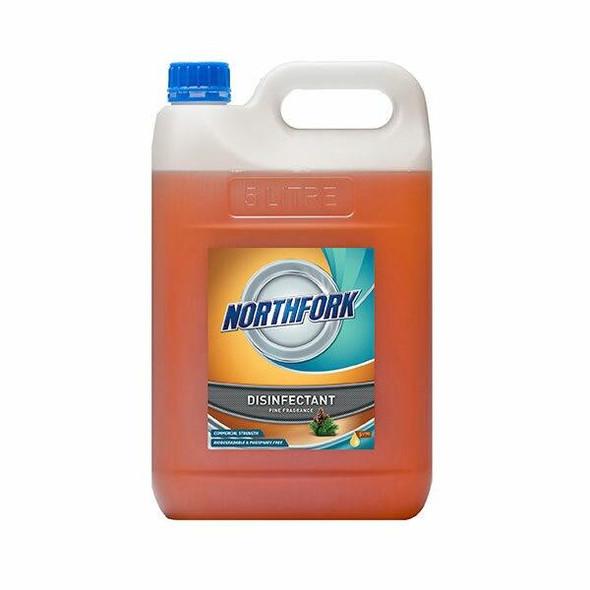NORTHFORK Pine Disinfectant 5 Litre X CARTON of 3 632010702