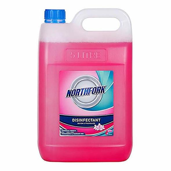 NORTHFORK Boronia Disinfectant 5 Litre X CARTON of 3 632010705