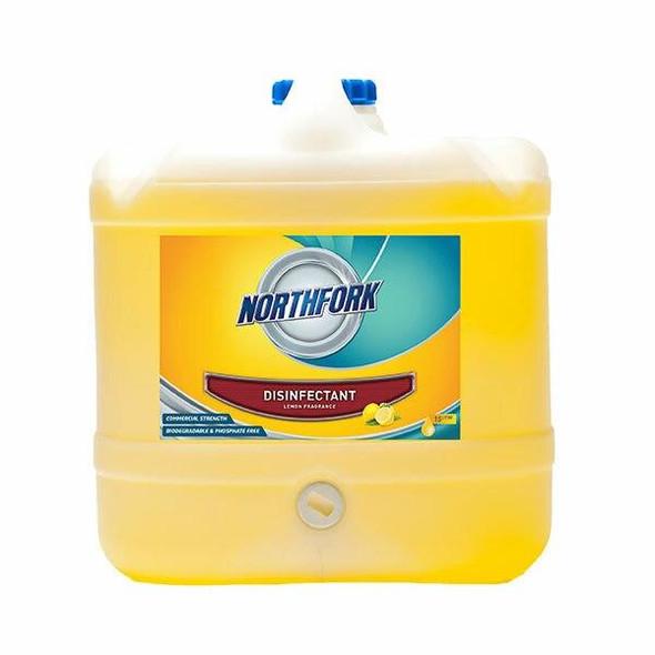 NORTHFORK Lemon Disinfectant 15 Litre 632010801