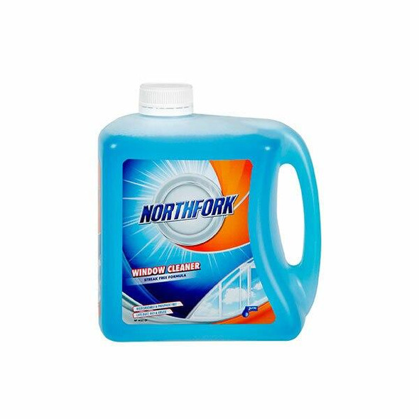 NORTHFORK Window and Glass Cleaner 2 Litre X CARTON of 3 634013800