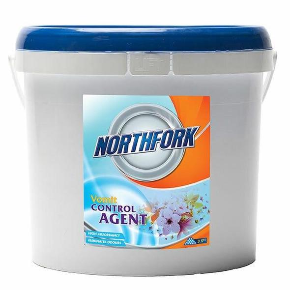 NORTHFORK Vomit Control 3.5kg X CARTON of 4 634081100