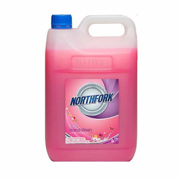 NORTHFORK Liquid Hand Wash 5 Litre X CARTON of 3 635010700