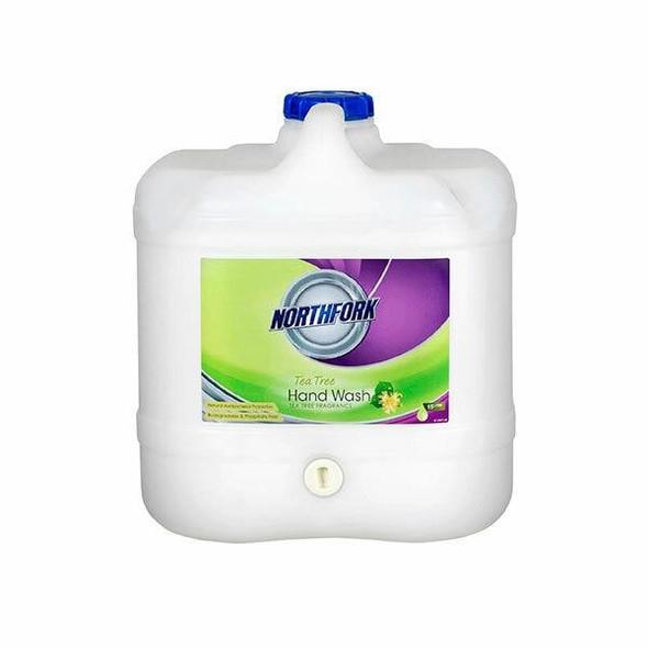 NORTHFORK Liquid Hand Wash With Tea Tree Oil 15 Litre 635020800