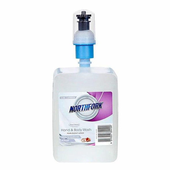 NORTHFORK Hand And Body Wash Pearl White 0.4ml X CARTON of 6 635039624
