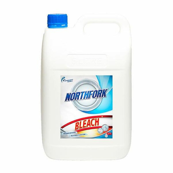NORTHFORK Bleach 5 Litre X CARTON of 3 636080700