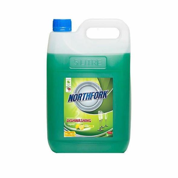 NORTHFORK Geca Dishwashing Liquid 5 Litre X CARTON of 3 638010700