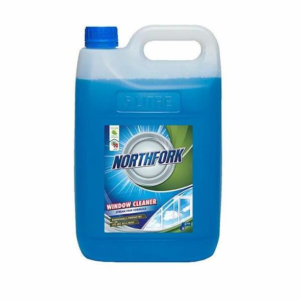 NORTHFORK Geca Window And Glass Cleaner 5 Litre X CARTON of 3 638080700