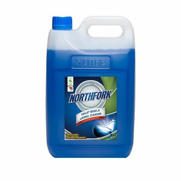NORTHFORK Geca Toilet Bowl And Urinal Cleaner 5 Litre X CARTON of 3 638090700