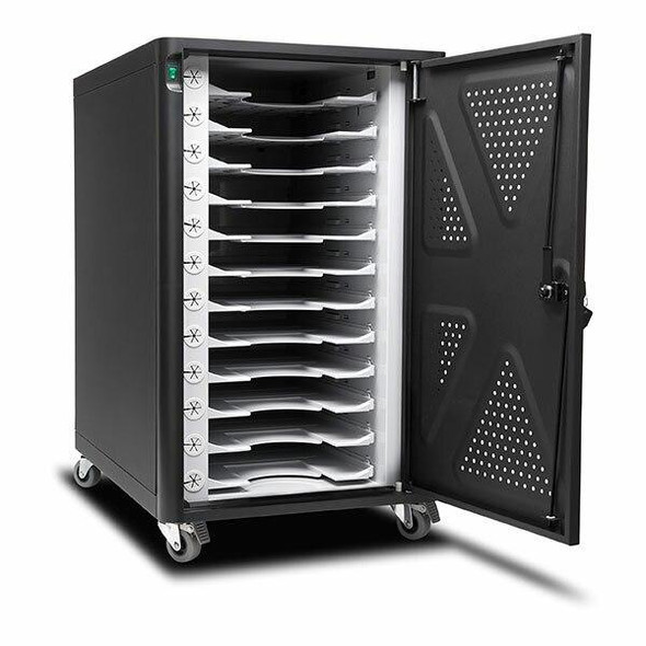 Kensington Ac12 Charge and Sync Cabinet For Laptops Chromebooks 64415