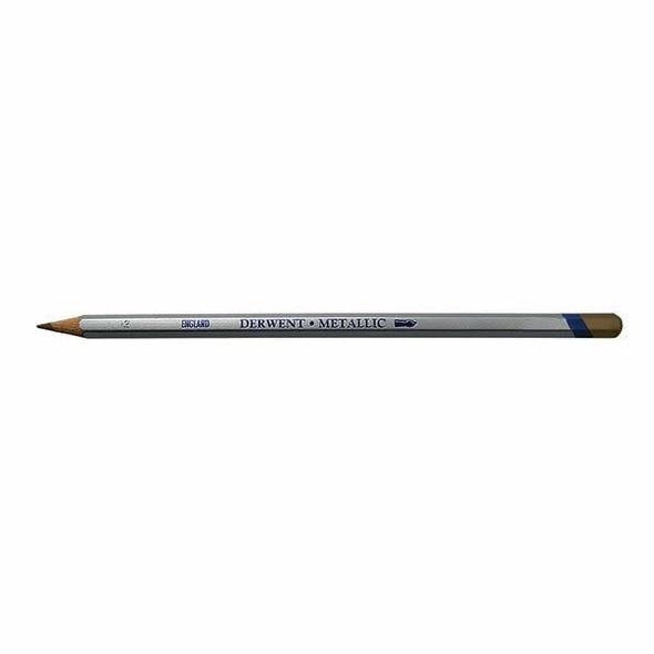 DERWENT Metallic Pencil Antique Gold 83 X CARTON of 6 700052