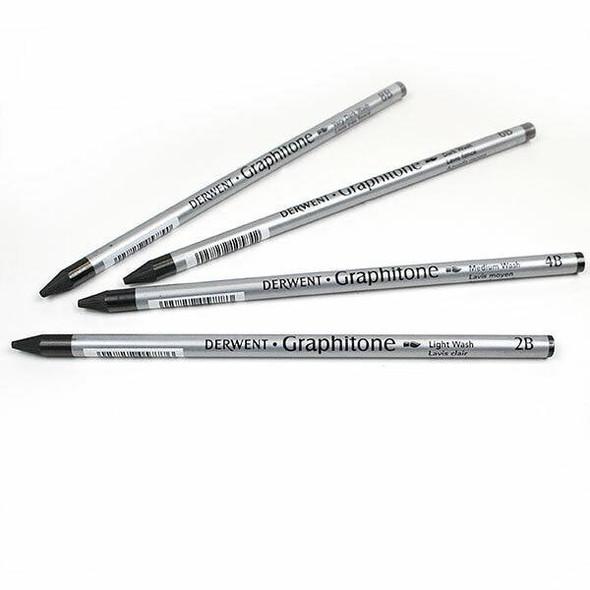 DERWENT Graphitone Pencil 6b X CARTON of 12 700449
