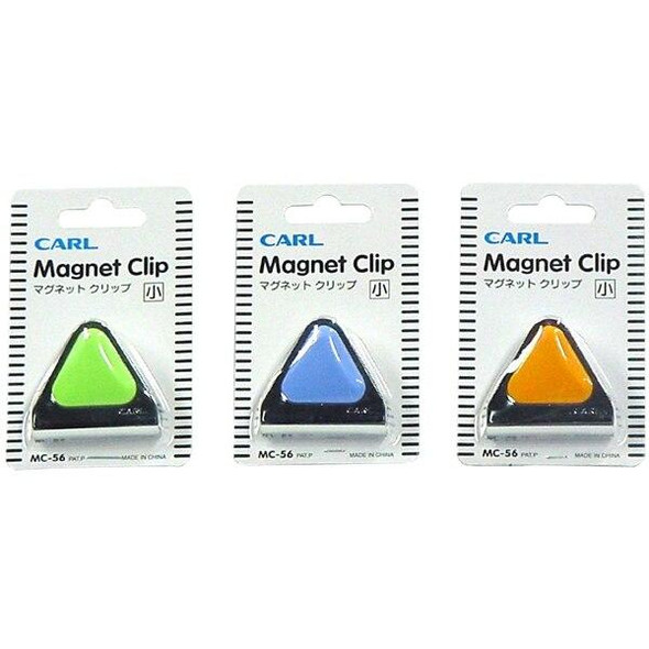CARL Mc56 Magnetic Clip 45mm Orange 700561