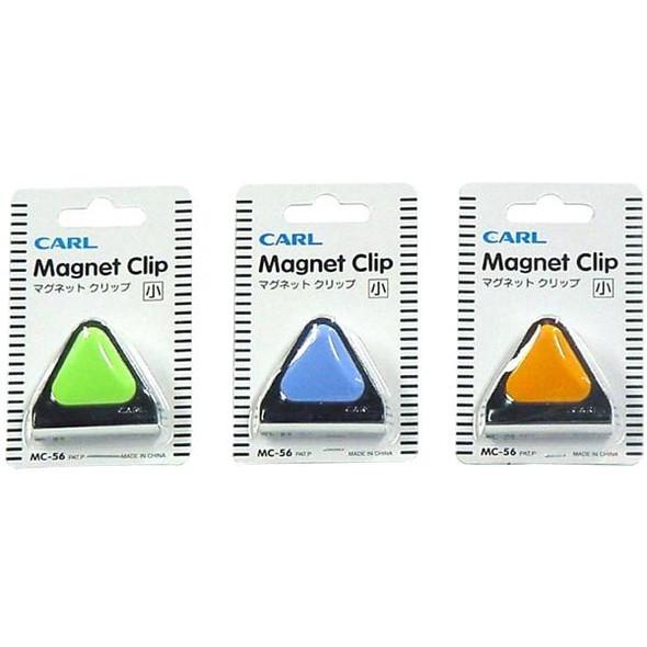 CARL Mc56 Magnetic Clip 45mm Blue 700565