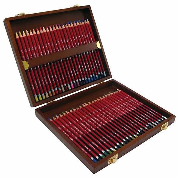 DERWENT Pastel Pencil Wooden Box48 700644