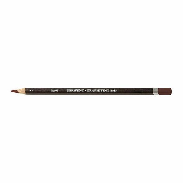 DERWENT Graphitint Pencil Cocoa 16 X CARTON of 6 700792