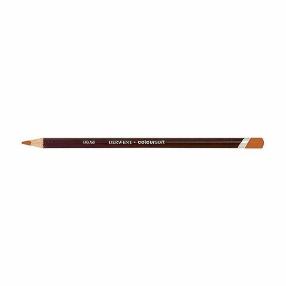 DERWENT Coloursoft Pencil Orange C070 X CARTON of 6 700959