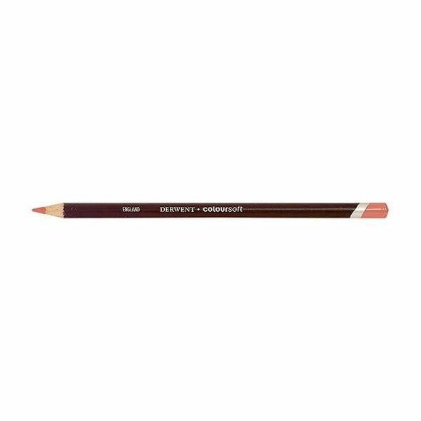 DERWENT Coloursoft Pencil Blush Pink C180 X CARTON of 6 700970