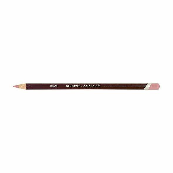 DERWENT Coloursoft Pencil Pink C190 X CARTON of 6 700971