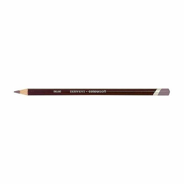 DERWENT Coloursoft Pencil Pale Lavender C230 X CARTON of 6 700975