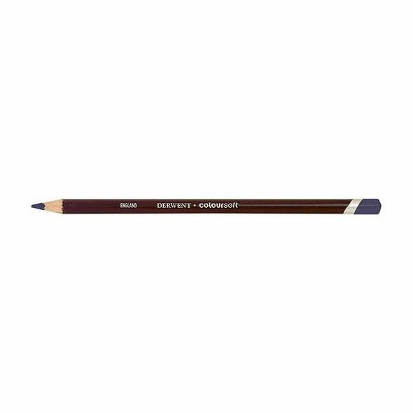 DERWENT Coloursoft Pencil Royal Purple C270 X CARTON of 6 700979