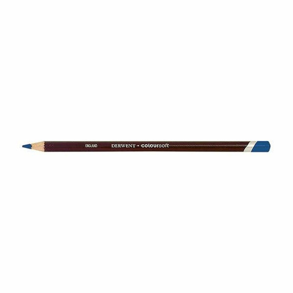 DERWENT Coloursoft Pencil Electric Blue C320 X CARTON of 6 700984