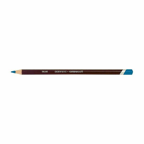 DERWENT Coloursoft Pencil Blue C330 X CARTON of 6 700985