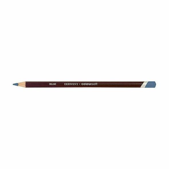 DERWENT Coloursoft Pencil Pale Blue C370 X CARTON of 6 700989