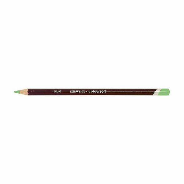 DERWENT Coloursoft Pencil Pale Mint C490 X CARTON of 6 701001