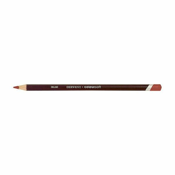 DERWENT Coloursoft Pencil Mid Terracotta C620 X CARTON of 6 701014
