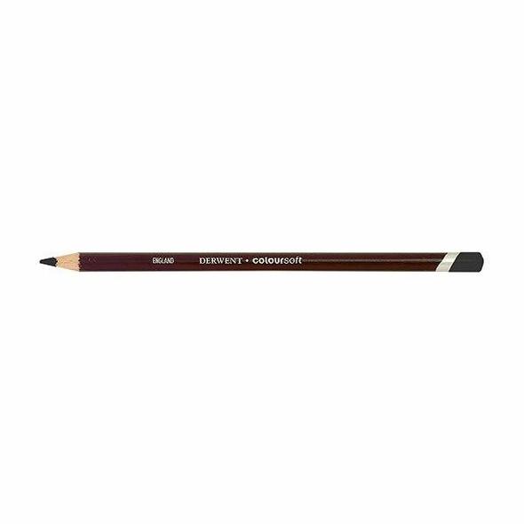 DERWENT Coloursoft Pencil Petrel Grey C680 X CARTON of 6 701020