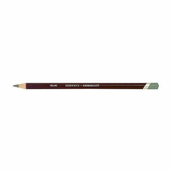 DERWENT Coloursoft Pencil Steel Grey C690 X CARTON of 6 701021